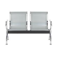 Nilkamal New Italia 2 Seater Bench - Silver
