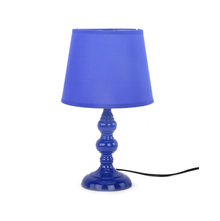 Selena Homely Table Lamp - @home by Nilkamal, Indigo