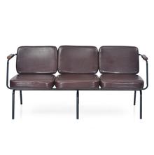 Nilkamal Monalisa 3 Seater Sofa, Brown