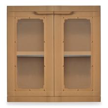 Nilkamal Freedom Mini Small Hanging Cabinet - Sand Brown
