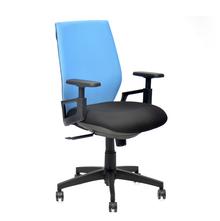 Nilkamal Steller MB Office Chair, Blue & Black