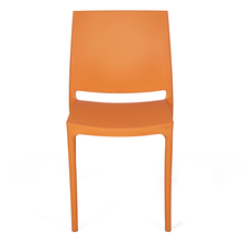 Novella 08 Without Arm Without Cushion - @home Nilkamal,  orange