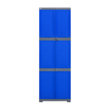 Nilkamal Freedom Mini Large Storage Cabinet Fml, Blue/Grey