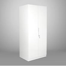 Fusion 2 Door Wardrobe - @home by Nilkamal, White