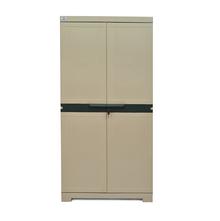 Nilkamal Freedom Mini Medium Storage Cabinet FMM, Pastle Green/Grey