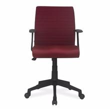 Nilkamal Thames Low Back Fabric Office Chair, Maroon