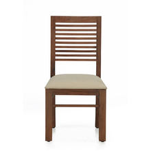 Dortmund Dining Chair With Cushion - @home By Nilkamal, Natural