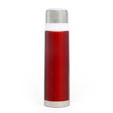 Bergner Stainless Steel Vacuum Flask - Maroon