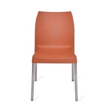 Novella 07 Chair - @home Nilkamal,  rust