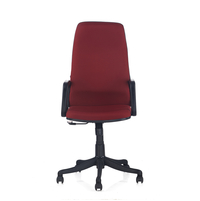 Nilkamal Lead Mid Back Office Chair, Maroon