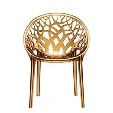 Nilkamal Crystal Chair PC Umbra, Polycarbonate