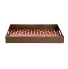 Jharokha Wood Rectangle Serving Tray - @home by Nilkamal
