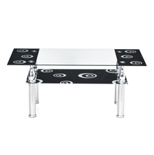 Corolla Center Table - @home By Nilkamal,  black
