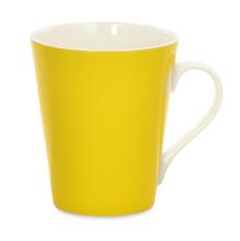 Aroha Solid Coffee Mug - @home by Nilkamal, Yellow