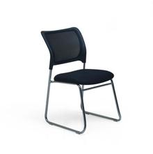 Nilkamal Vega Mesh Chair,  black