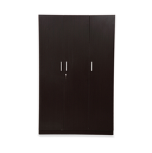 Nilkamal Reegan 3 Door Wardrobe Without Mirror
