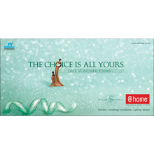@home Gift Voucher 3000