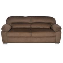 Nilkamal Alexander 3 Seater Sofa, Brown