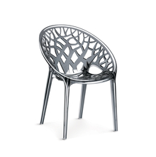 Crystal PC Chair Dream - @home Nilkamal,  grey
