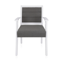 Summer Occasional Chair - @home by Nilkamal, Gray