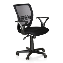 Nilkamal Norway Office Chair,  black