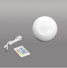 LED Color Changing Lamp with Remote - @home by Nilkamal, Multicolor