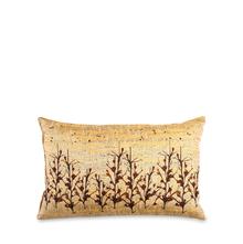 Splash 30 cm x 45 cm Filled Cushion - @home by Nilkamal, Brown