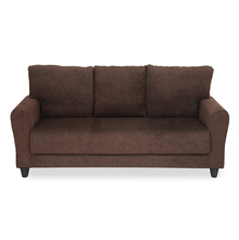 Etios Star 3 Seater Sofa - @home by Nilkamal, Cappuccino