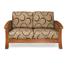 Nilkamal Winston 2 Seater Sofa, Wenge