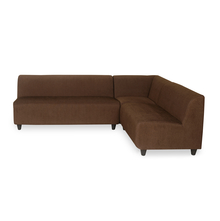 Bolt Sofa Set without Arm - @home by Nilkamal, Brown