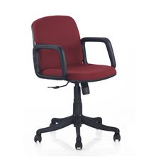 Nilkamal Lead Low Back Office Chair, Maroon