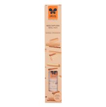 Iris Reed Diffuser Refill Pack - Sandal Cinnamon