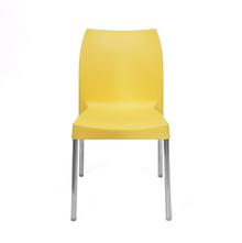 Novella 07 Chair - @home Nilkamal,  yellow