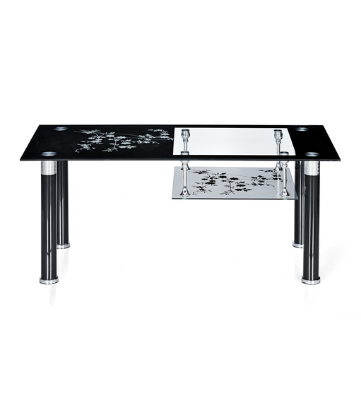 Triton Center Table - @home By Nilkamal,  black