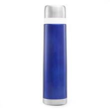 Bergner Stainless Steel 750 ml Vacuum Flask - Blue
