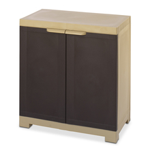 Freedom Cabinet Mini Small - @home by Nilkamal,  weather brown