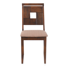 Nilkamal Hampshire Dining Chair, Walnut