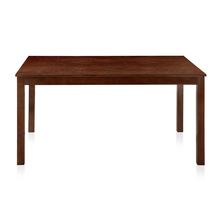 Cherry 6 Seater Dining Table - @home by Nilkamal, Merlot Brown