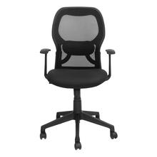 Nilkamal Matrix Mid Back Mesh Chair, Black