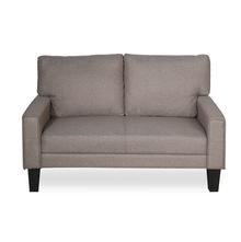 Comfort 2 Seater Sofa - @home by Nilkamal, Brown