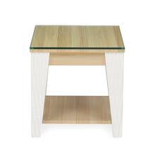 Baalbek Side Table - @home by Nilkamal, White