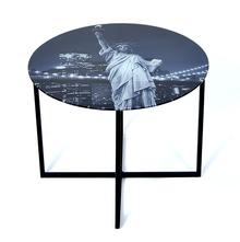 Nilkamal New Liberty Center Table, Black