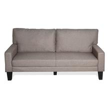 Comfort 3 Seater Sofa - @home by Nilkamal, Brown