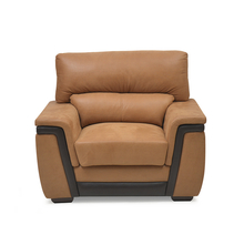 Maxwell 1 Seater Sofa - @home Nilkamal,  brown