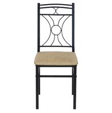 Sidney Dining Chair - @home by Nilkamal, Black