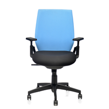 Nilkamal Steller MB Office Chair, Blue & Black