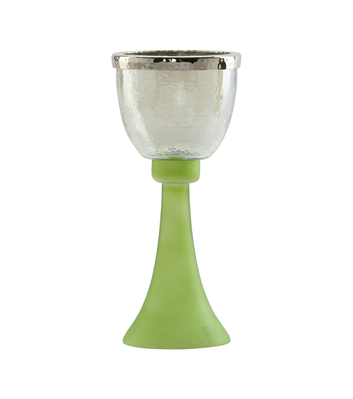 Candle Stand Small Size - @home Nilkamal,  green