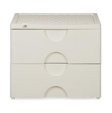 Nilkamal Chester Storage Drawer Series-32,  ivory