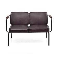 Nilkamal Monalisa 2 Seater Sofa, Brown