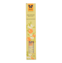 Iris Reed Diffuser Refill Pack - Orange Blossom